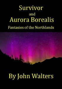 Survivor and Aurora Borealis Digital Cover Big