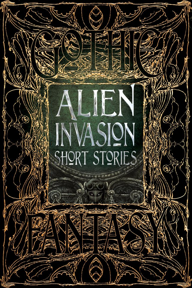 Alein Invasion cover
