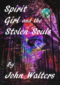 Spirit Girl and the Stolen Souls cover big